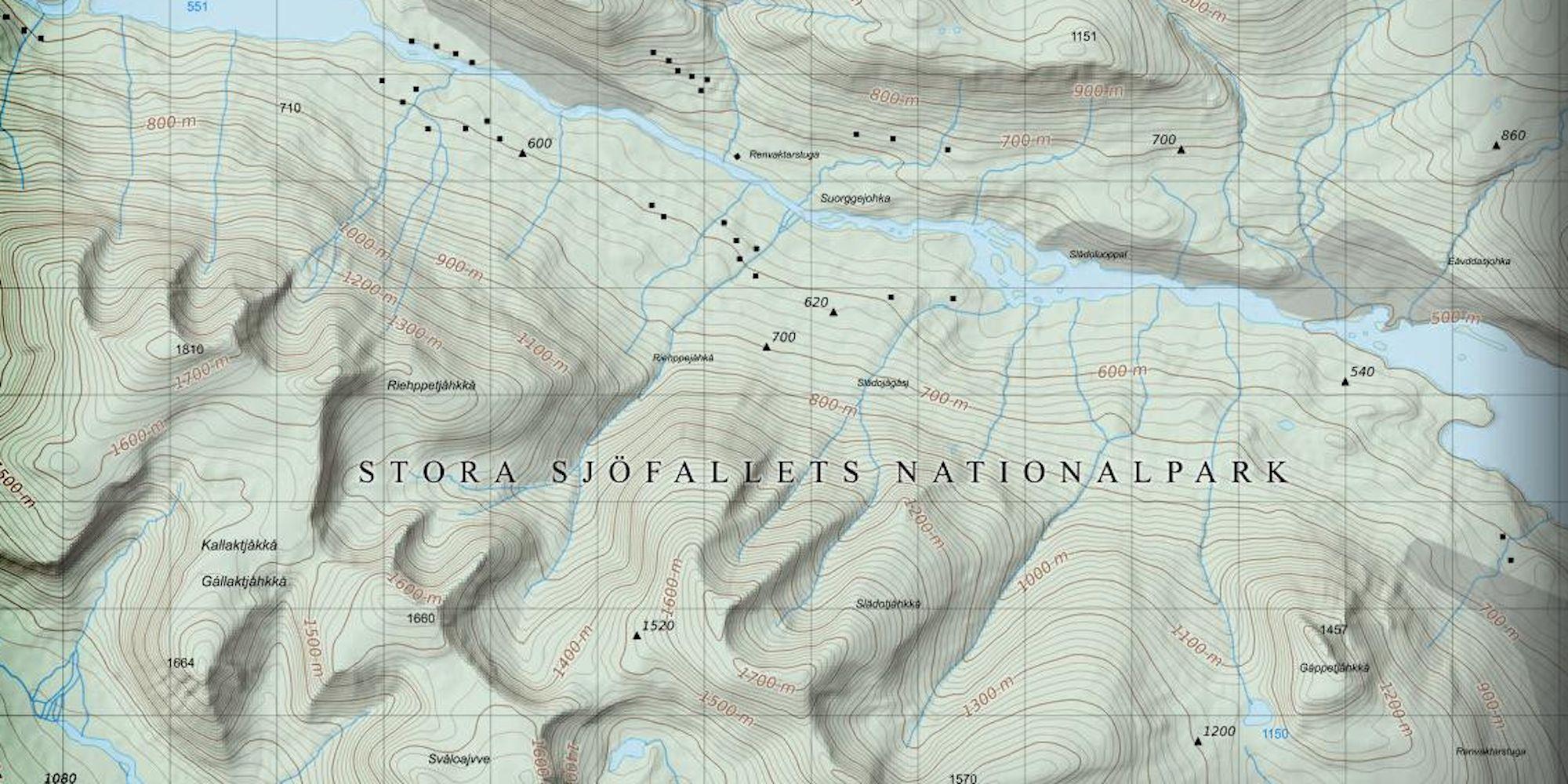 Geosupportsystem